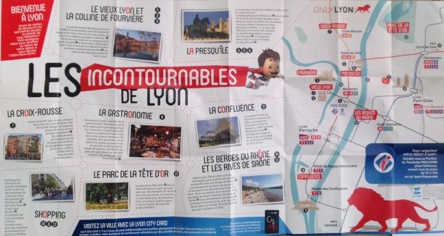 Туристичні принади Ліона