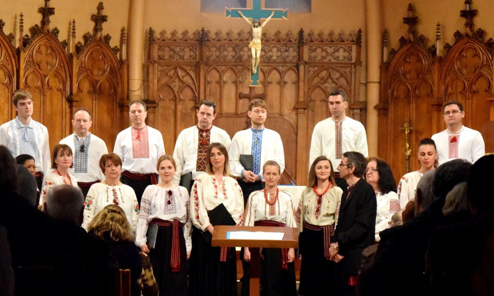 17/12 – Villeurbanne, Concert de Noël du chœur Doudaryk
