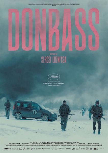 """9/10 – Cinéma Lumière Bellecour, """"Donbass"""" (projection + échange)"""