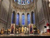 La Divine Liturgie en la cathédrale St Jean de Lyon