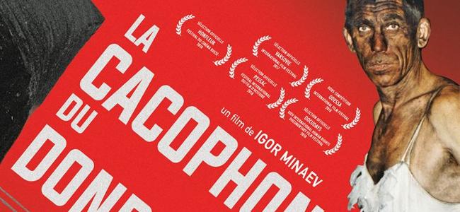 28/06, Cinéma Gerard Philippe (Vénissieux) – La cacophonie du Donbass