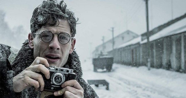 Gareth Jones (James Norton), journaliste pugnace et héros de L'Ombre de Staline